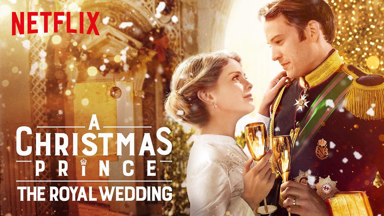 A CHRISTMAS PRINCE: THE ROYAL WEDDING - Nate Atkins